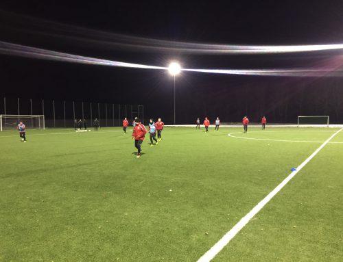 Trainingsauftakt für unsere Fußball Herren Teams