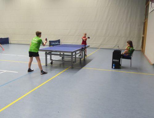 10. Woche Tischtennis Aktuell