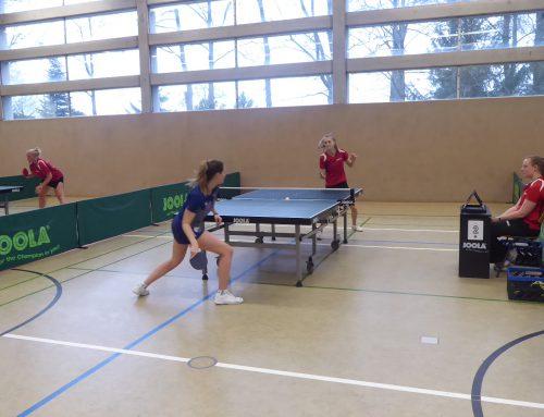 11. Woche Tischtennis Aktuell