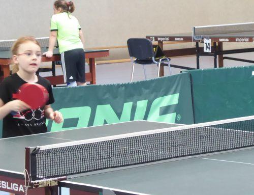 12. Woche Tischtennis Aktuell