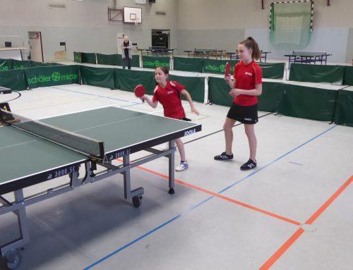 13. Woche Tischtennis Aktuell
