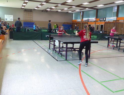 20. Woche Tischtennis Aktuell