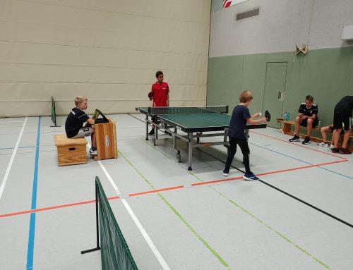 39. Woche Tischtennis Aktuell