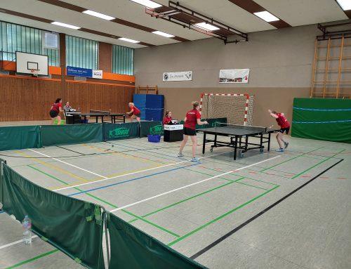 40. Woche Tischtennis Aktuell