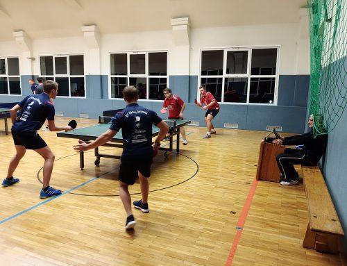 5. Woche Tischtennis Aktuell