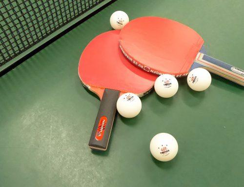7. Woche Tischtennis Aktuell